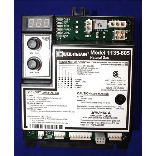 Weil McLain 381-330-010 WMC381-330-010 - OBSOLETE - Winstel Controls ...