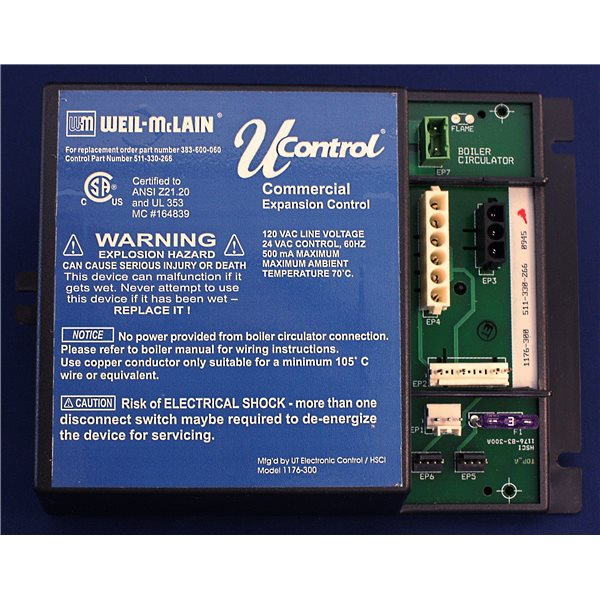 Weil McLain 383-600-060|WMC383-600-060 - EXPANSION MODULE - Winstel ...